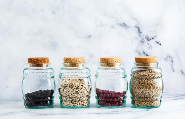 Sypkie produkty – jak je przechowywać?