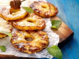 Ananas w miodzie