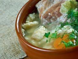 Ucha-czyli zupa z ryb