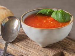 Pomidorówka z porem