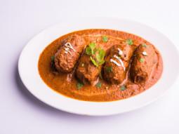 Pulpety wieprzowe w sosie curry