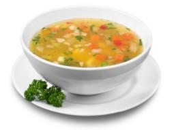 Ekspresowa zupa warzywna