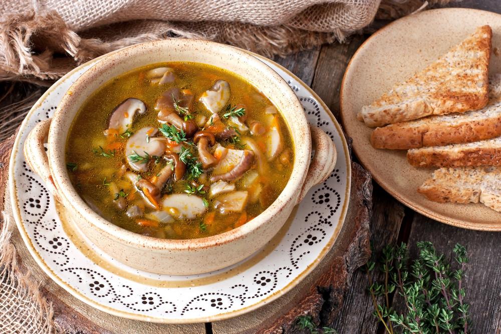 Grzybowa zupa idealna
