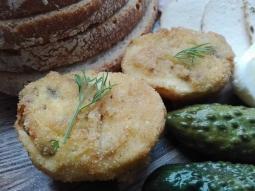 Jajka faszerowane pistacjami