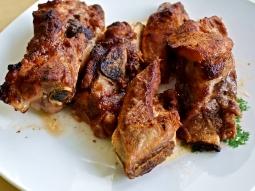 Mięsne żeberka słodko-kwaśne