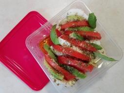 #lunchbox zdrowy do szkoły szybko gotowy