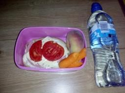 #lunchbox idealne śniadanko do przedszkola